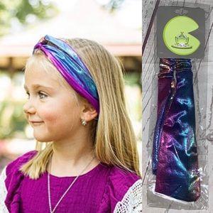 Prism Rainbow - Néw in bag head wrap for g…